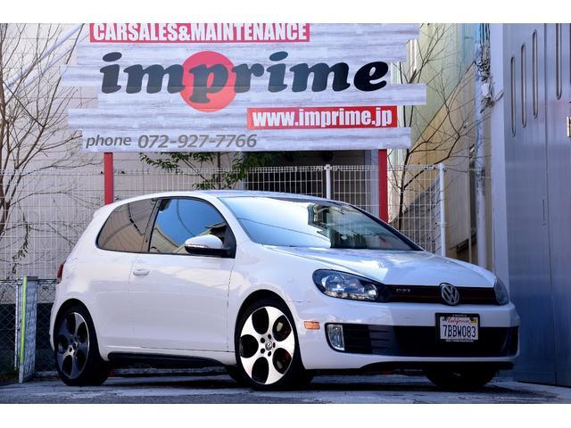 VW ゴルフ GTI US並行 左ハンドル6速マニュアル3ドア(フォルクスワーゲン)【中古】