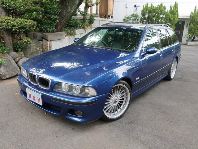 BMW 525iツーリング Mスポーツリミテッド 80台特別限定車(BMW)【中古】