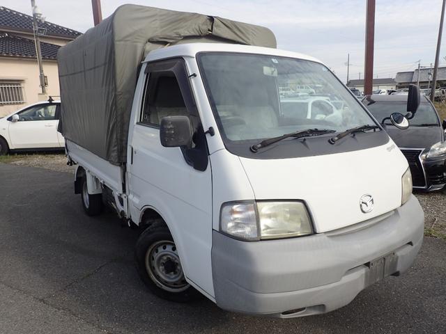 ボンゴトラック DX ETC ホロ リアWタイヤ(マツダ)【中古】