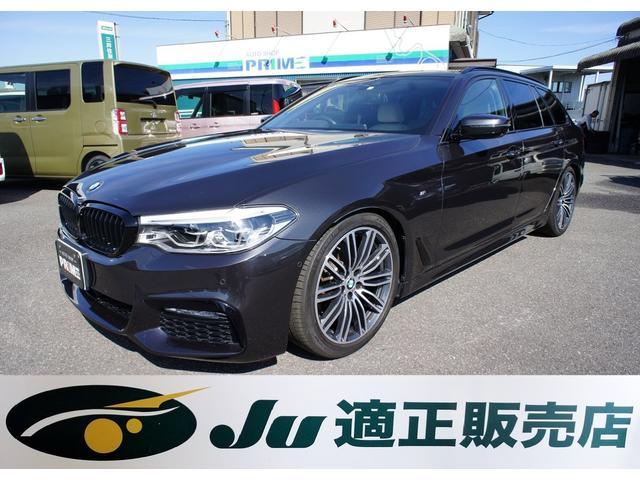 BMW 523dツーリング Mスポーツ ハイライン・イノベーションP(BMW)【評価書付】【中古】