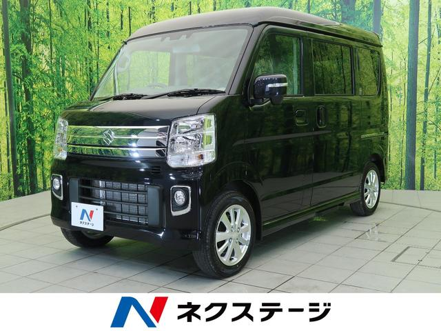 日本産 エブリイワゴン PZターボスペシャル スズキ 中古 新作製品 世界最高品質人気
