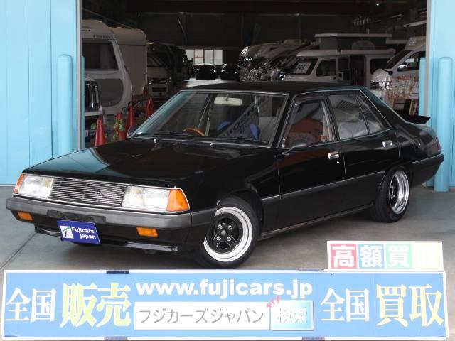 ギャラン・シグマ SLスーパー ワンオフ車高調 SSR14インチAW ETC(三菱)【中古】