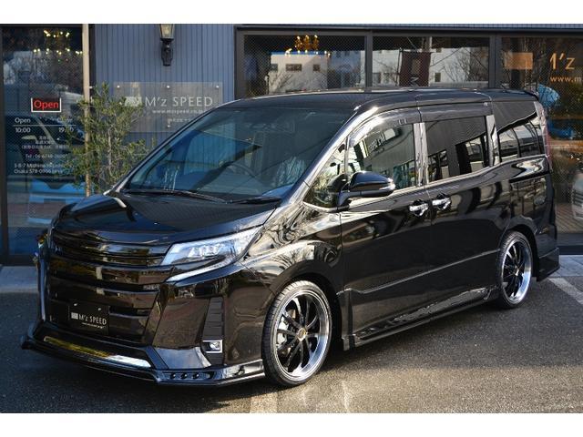 ノア W×BII 7人 ZEUSコンプリートカー車高調19AW(トヨタ)