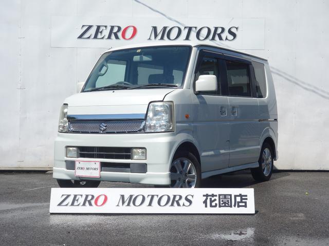 エブリイワゴン PZターボスペシャル 特価品コーナー☆ スズキ 評価書付 中古 激安通販ショッピング