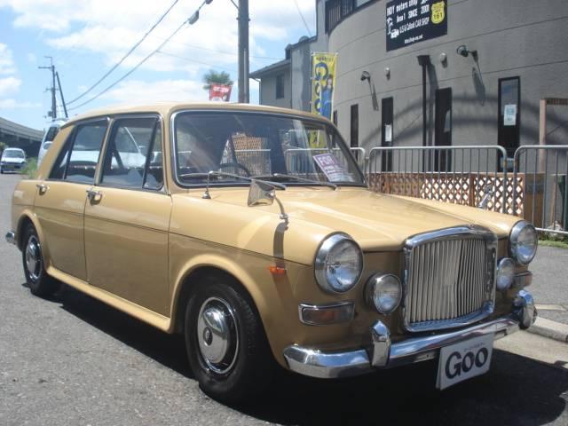 イギリス バンデンプラ プリンセス MkII 1300 クーラー AT(イギリスその他)【中古】