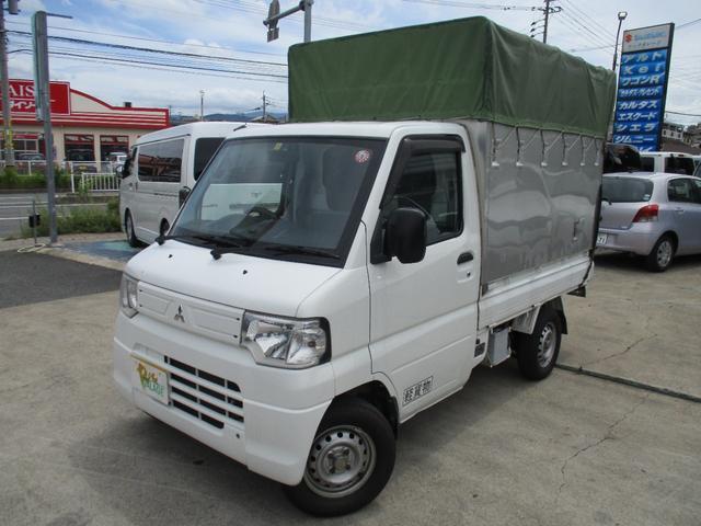 供え ミニキャブトラック 三菱 中古 日本製