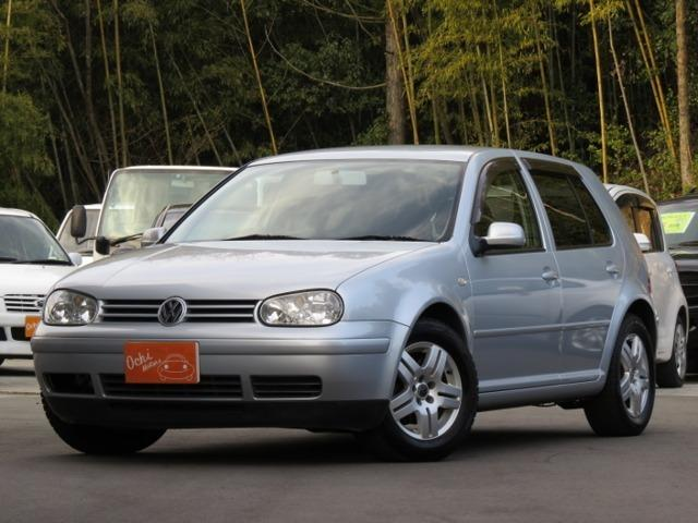 VW ゴルフ CLi(フォルクスワーゲン)【評価書付】【中古】