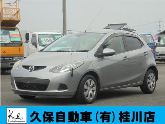 デミオ 13C-V ナビTV インテリキー Bカメラ(マツダ)【中古】