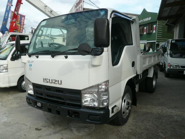 エルフトラック 2t 高床ダンプ(いすゞ)【中古】
