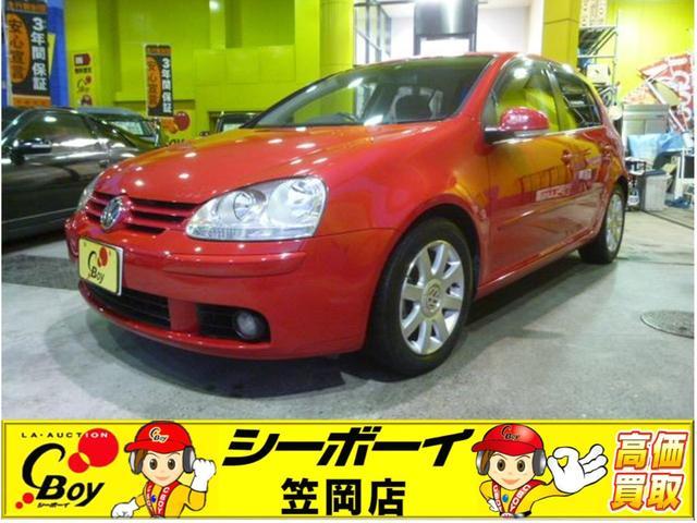 VW ゴルフ GT(フォルクスワーゲン)【中古】