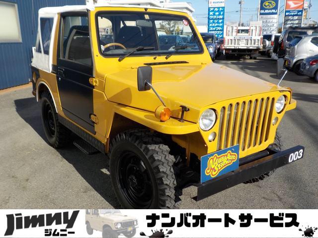 ジムニー CC 5MT 4WD ジプニー仕様 PalスポーツECU(スズキ)【中古】