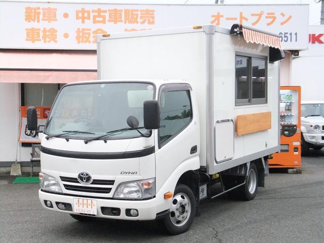 ダイナトラック ジャストロー(トヨタ)【中古】
