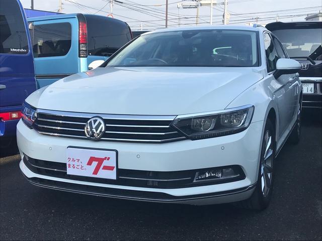 VW パサートヴァリアント TSIハイライン(フォルクスワーゲン)【中古】