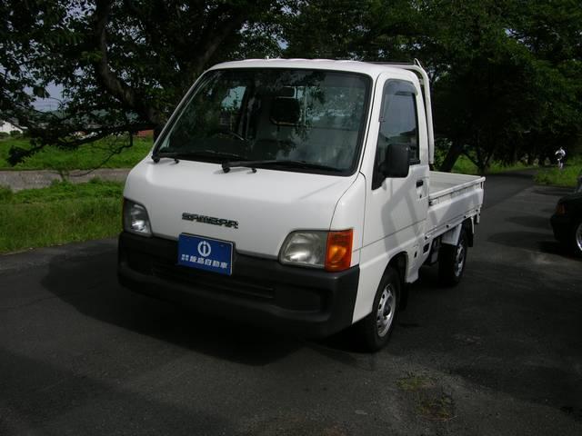 サンバートラック 4WD SDX(スバル)【中古】
