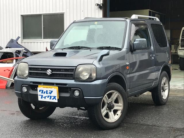 ジムニー ワイルドウインド4WD オートマ 背面タイヤ シートヒーター(スズキ)【中古】