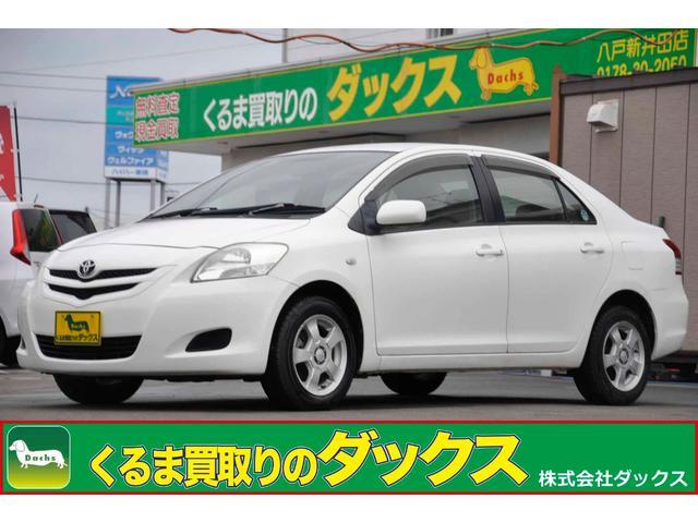 ベルタ 1.3X 2WD 1オーナー キーレス 社外アルミホイール(トヨタ)【中古】