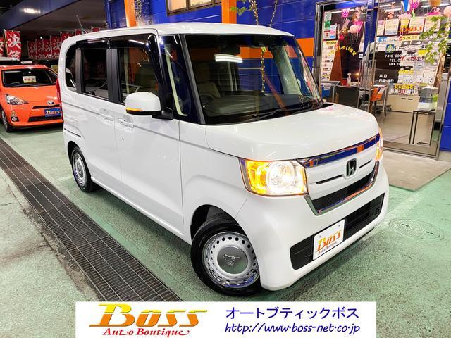 N-BOX G・Lホンダセンシング ワンオーナー 禁煙車(ホンダ)【評価書付】【中古】
