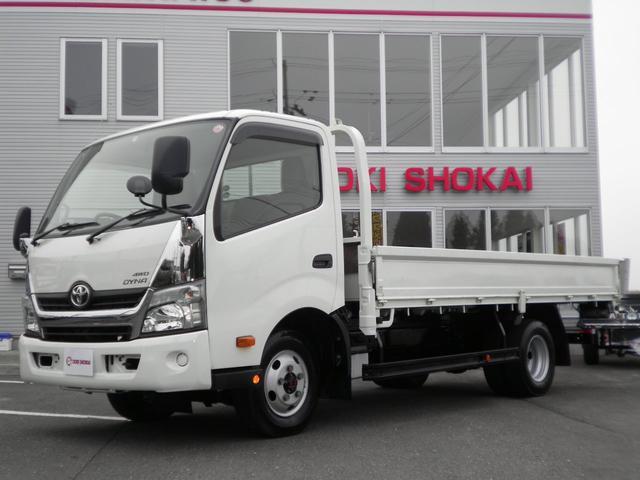 ダイナトラック ロングワイド4WD最大積載量3t(トヨタ)【中古】