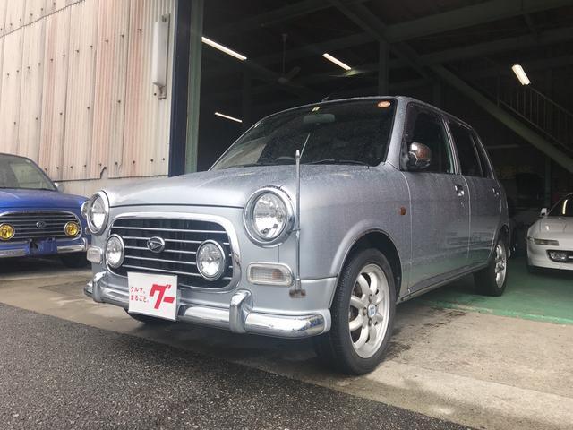 ミラジーノ ジーノ 5MT 軽自動車(ダイハツ)【中古】