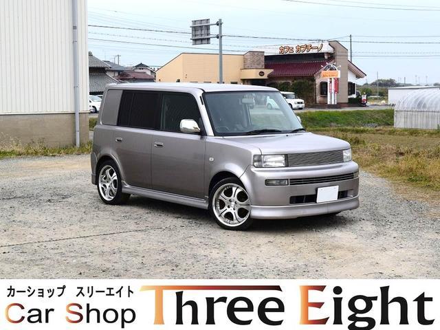 bB Z Xバージョン ユーザー買取車 ETC 4本タイヤ新品(トヨタ)【評価書付】【中古】