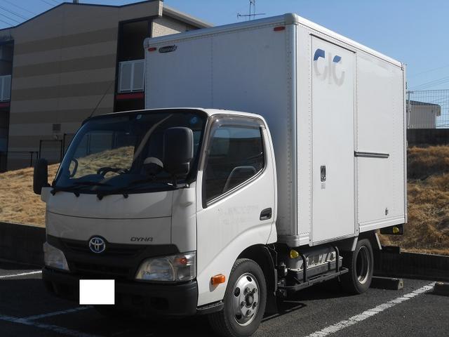 ダイナトラック 2tパネルバン ハイブリッド SSDナビ バックカメラ(トヨタ)【中古】