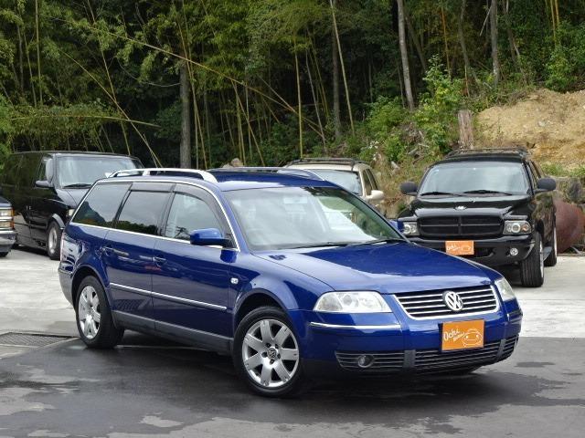 VW パサートワゴン V5(フォルクスワーゲン)【中古】
