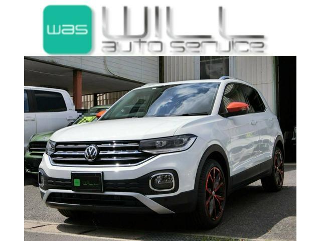 VW T-クロス TSI 1stプラス 純正ナビ クルコン ルーフレール(フォルクスワーゲン)【中古】