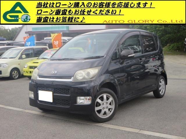 ムーヴ 発売モデル カスタム X ダイハツ 男女兼用 中古