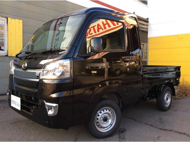 ハイゼットトラック ジャンボ 4WD 5MT LEDヘッドライトLEDフォグ(ダイハツ)【中古】