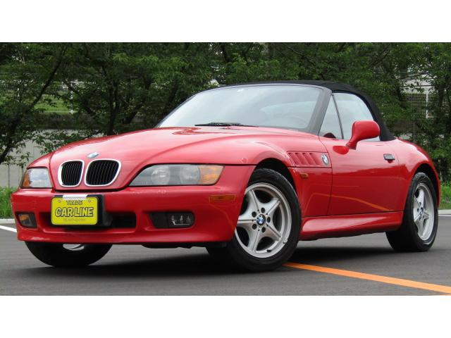 BMW Z3ロードスター ロードスター5MT 左ハンドル オープンカー(BMW)【中古】