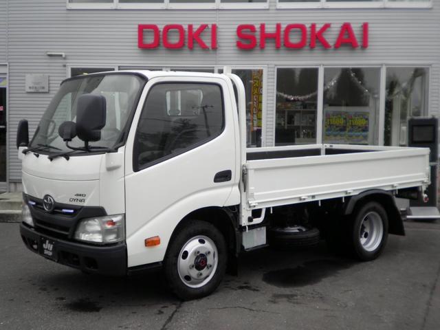 ダイナトラック フルジャストローD-TB 4WD 2t(トヨタ)【中古】
