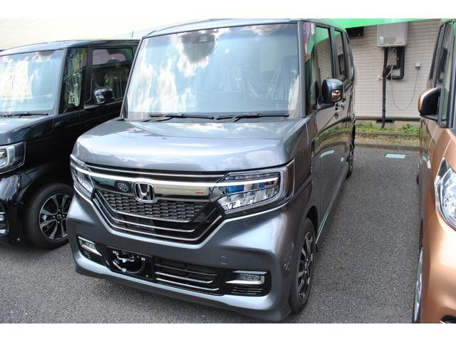 N-BOXカスタム カスタム G・L Honda SENSING(ホンダ)【中古】