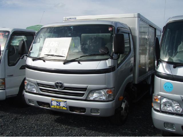 ダイナトラック 3t ボトルカー Fujiボディー製(トヨタ)【評価書付】【中古】