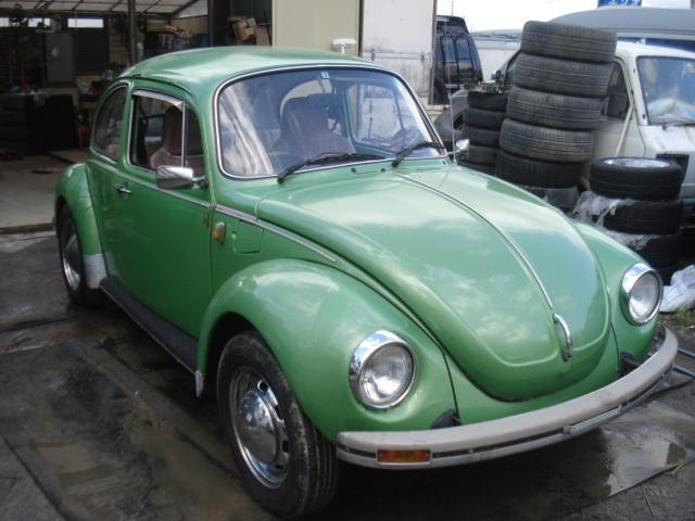 VW ビートル ディーラー車 右ハンドル レストアベース(フォルクスワーゲン)【中古】