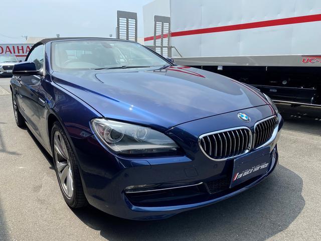 BMW 640iカブリオレ(BMW)【中古】