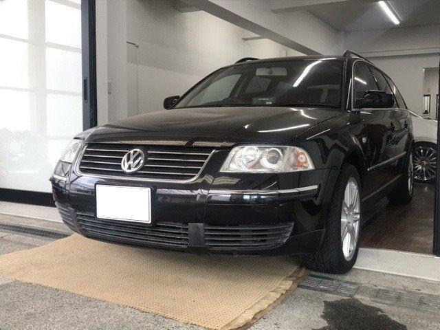 VW パサートワゴン ベースグレード(フォルクスワーゲン)【中古】