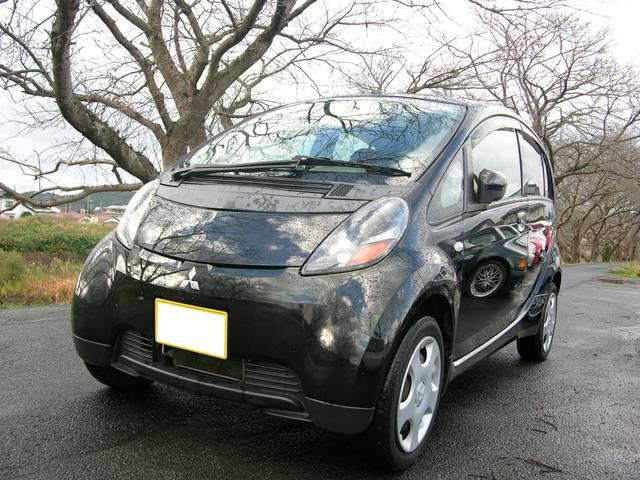 アイ 4WD ファーストアニバーサリーエディション ブラック(三菱)【中古】