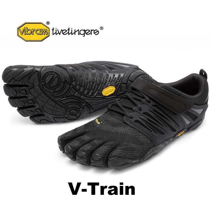 VibramFiveFingers ビブラムファイブフィンガーズ 5本指シューズ V-Train 17M6601 【ネコポス不可】