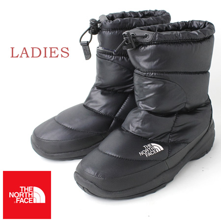 d5eb72b1b THE NORTH FACE the north face Nuptse Bootie V nubs Bootie V ladies / boots  boots outdoor fashion mountain girl cold autumn and winter new