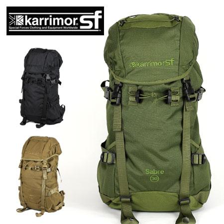 karrimor ザック カリマー リュック 30 SF Sabre 30 バックパック リュック スペシャルフォース ミリタリーシリーズ ファッション 山ガール 登山 野外フェス 山登り リュックサック karrimor sf セイバー