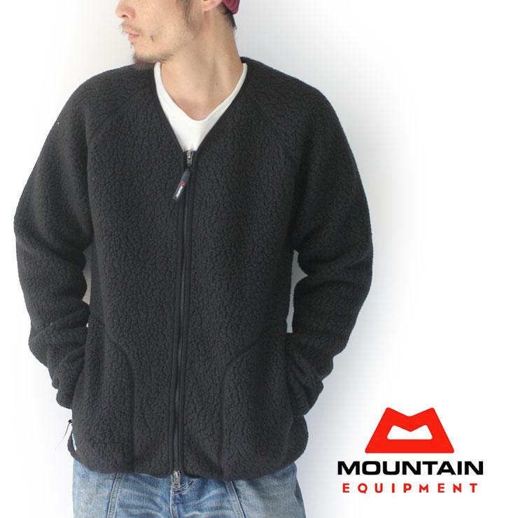 MOUNTAIN EQUIPMENT マウンテンイクイップメント カーディガン パイル フリース カーディガン 425180