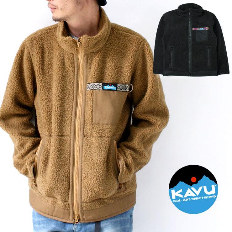 カブー ジャケット メンズ KAVU Boa Jacket ボアジャケット アウター