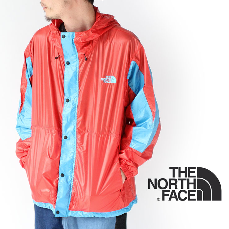 撥水 軽量 ナイロン ジャケット THE NORTH FACE ザ・ノースフェイス ブライト サイド ジャケット メンズ np22033 ノースフェイス ジャケット
