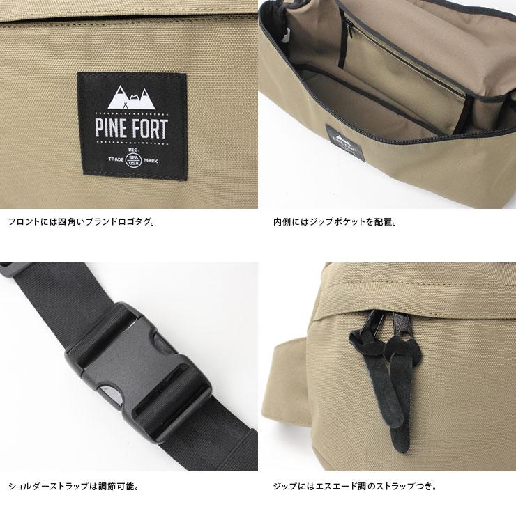 松堡包松堡侧包固体 / 腰袋男式女式尼龙户外包每天有新