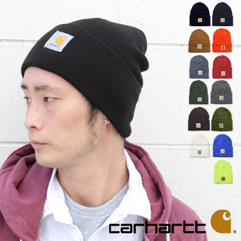 CARHARTT Carhartt winter BEANIE knit hat   knitted Cap Hat MADE IN USA men s  women s wrap tags 2013 new fall 222053755d2
