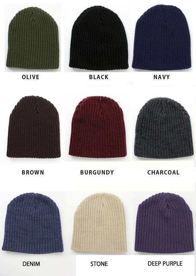 ニット帽 メンズ ブランド