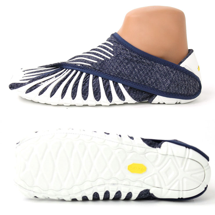 Vibram FiveFingers Vibram five fingers FUROSHIKI Jeans men's women's gender unisex mens ladies furoshiki wrapping Magazine posted on shoes spring summer spring summer VibramFiveFingers Vibram five fingers
