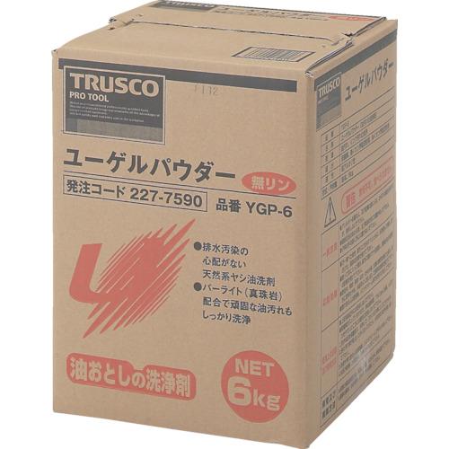 TRUSCO 店内全品対象 公式通販 ユーゲルパウダー 6kg