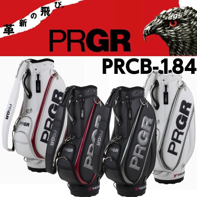 【PRGR 2018年モデル】プロギア キャディバッグ PRCB-184