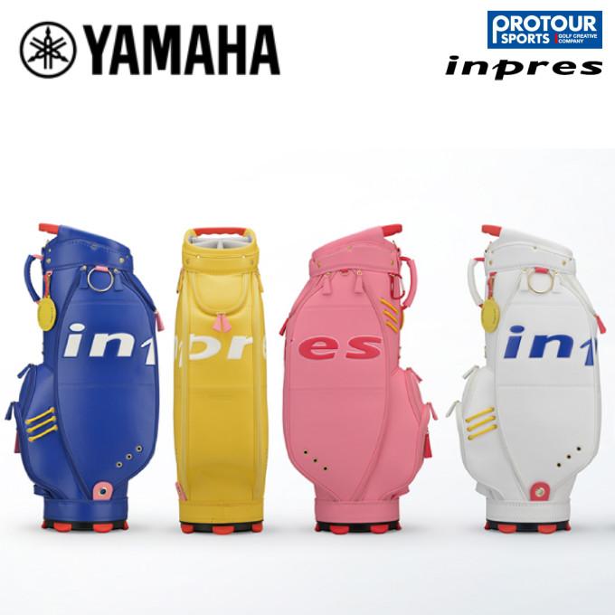 【YAMAHA inpres 2019年モデル】ヤマハ インプレス キャディバッグ Y19CBIL